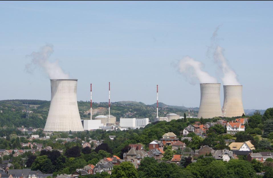 Çevre - thiange nükleer santrali