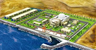 SMART nuclear plant