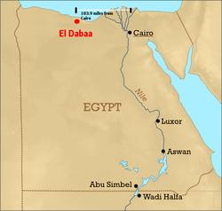 Mısır'ın ilk nükleer santrali Dabaa'da kurulacak