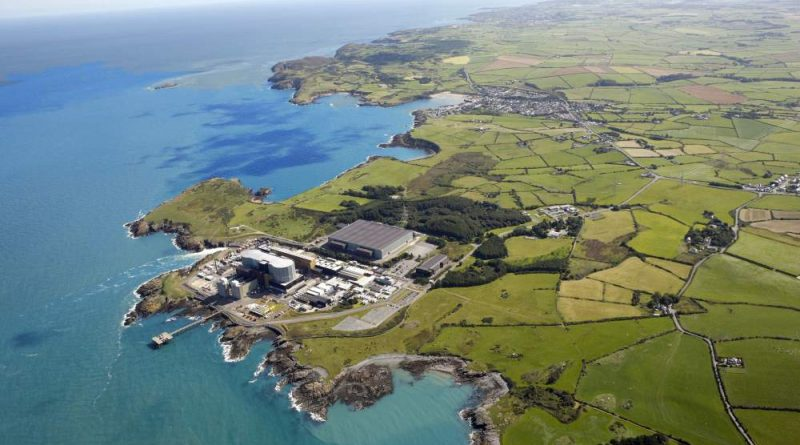 Wylfa Power Station  Anglesey